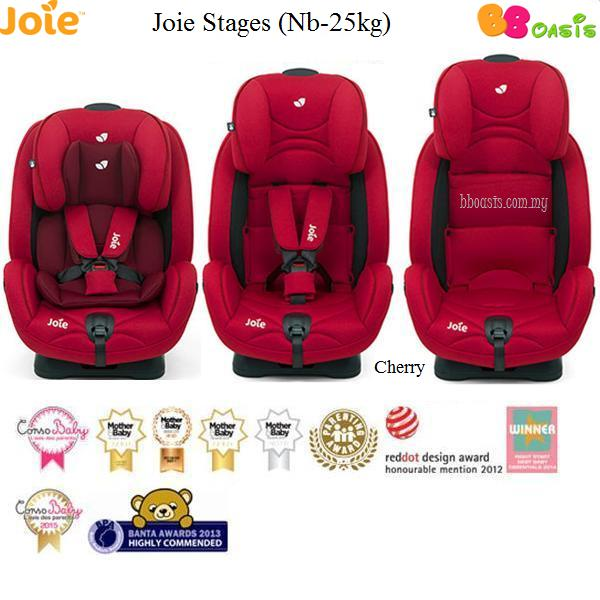 Joie Stages Cherry 2019 P website