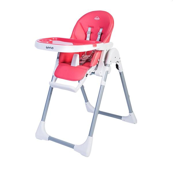 Quinton Hwugo Baby High Chair Pink