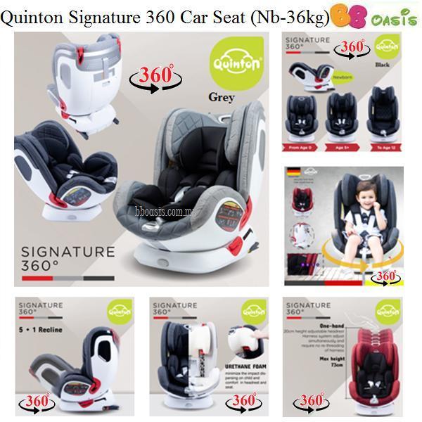 Quinton Signature 360 -Grey