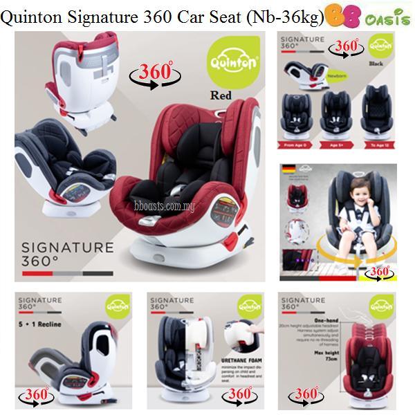 Quinton Signature 360 -Red