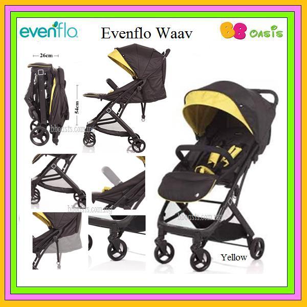 Evenflo Waav -Yellow