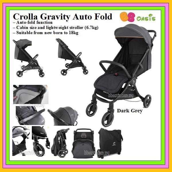Crolla Granity Grey