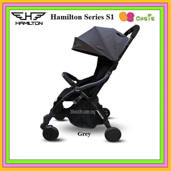 Hamilton Series S1 – Grey -P