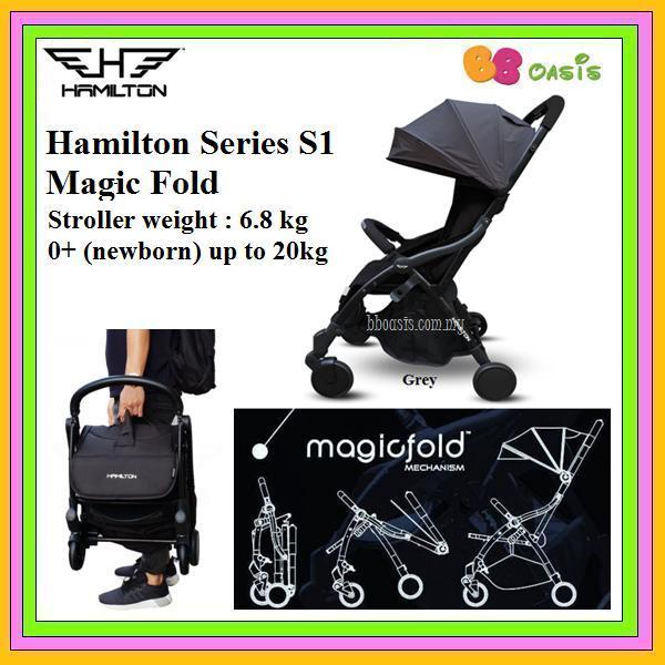 Hamilton Series S1 – Grey