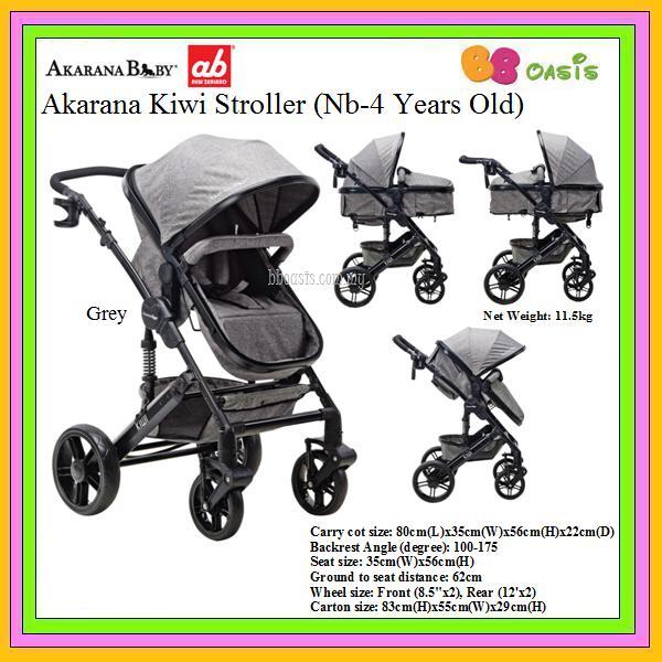 Akarana Kiwi -Grey