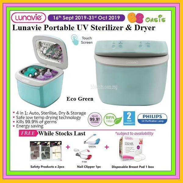 Lunavie UV Srerilizer & Dryer – Eco Green P