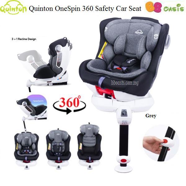 Quinton OneSpin 360 Grey