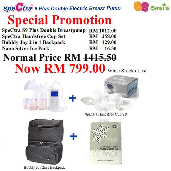 Spectra 9 Plus Promotion RM 799.00