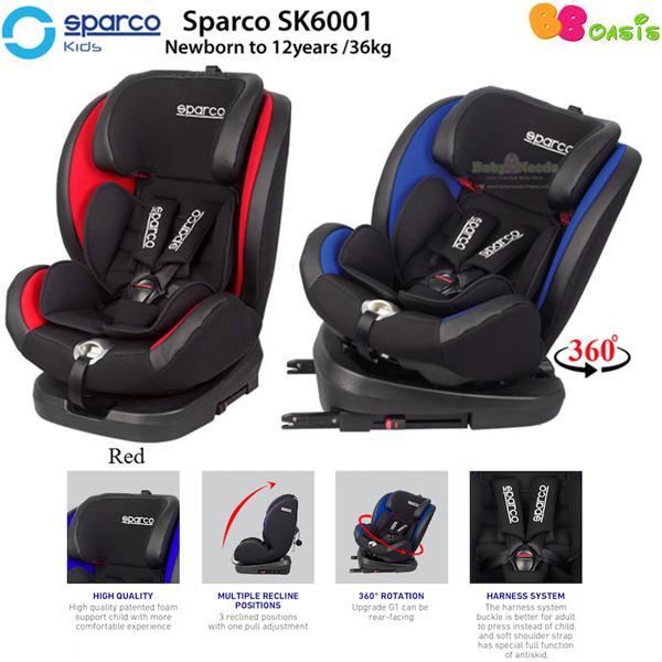 Sparco SK600I (Nb-36kg) Red