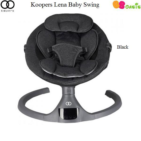Koopers Lena Baby Swing -Black